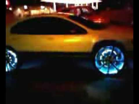 Dodge Intrepid on 26s With Rim