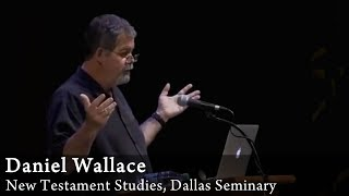 Video: We do not have the original New Testament manuscripts - Daniel Wallace