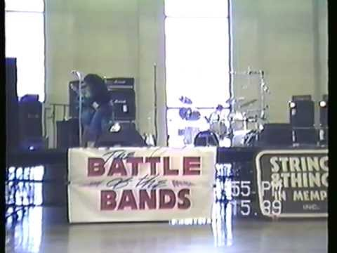 The Eric Gales Band WINS the Battle of the Bands in Memphis 1989
