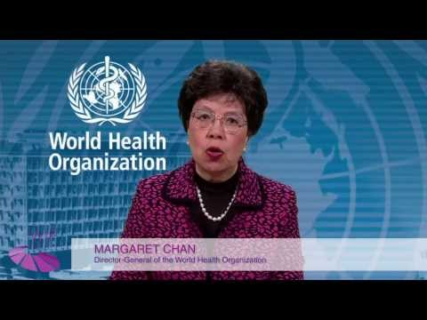 Video message by Margaret Chan at the WIP Annual Summit 2013