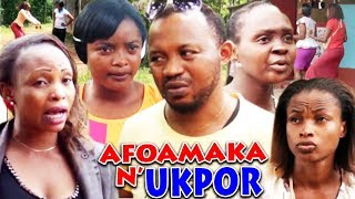 AFOAMAKA N' UKPOR - 2019 Latest Nigerian Nollywood Igbo Movie Full HD