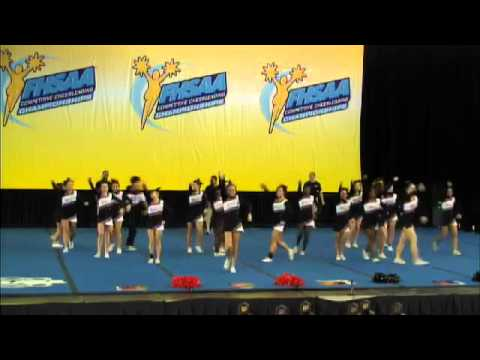 Strawberry Crest High School Small Coed Team Final Performance
