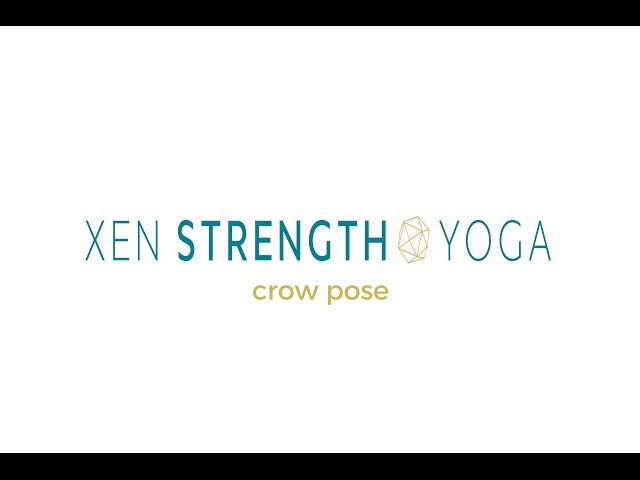 Crow Pose Instruction (Bakasana)