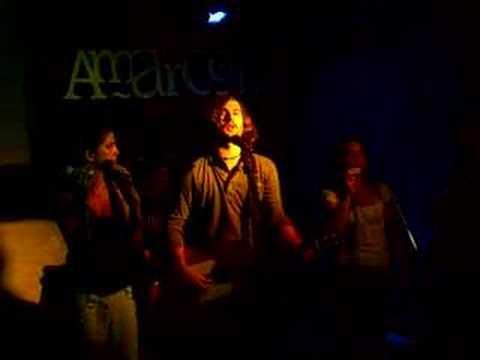 Mechi Calviello en Uruguay - Un Pacto (Amarcord)