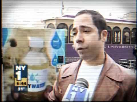 Guerrilla Marketing Example - UNICEF Dirty Water Vending Machine Campaign