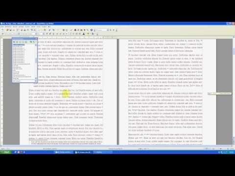 Hausarbeiten formatieren mit OpenOffice Teil 6 - Zitate und Fußnoten