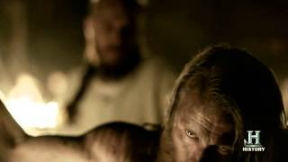 Vikings - Blood Eagle - Ending scene