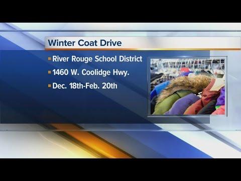 River Rouge coat drive