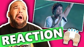 Download Lagu Louis Tomlinson & Steve Aoki Perform Just Hold On! | Finals | The X Factor UK 2016 [REACTION] Gratis STAFABAND