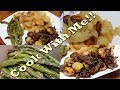 Cook With Me as I Make My Grandchildren Food Using My Ninja Foodi and Ninja Foodi Grill