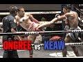 Muay Thai - Ongree vs Keaw (อองรี vs เขี้ยว), Lumpinee Stadium, Bangkok, 23.1.18.