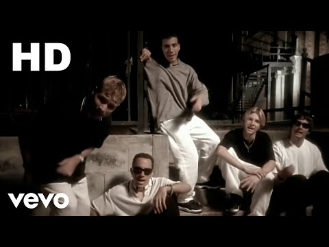 Backstreet Boys - Quit Playing Games