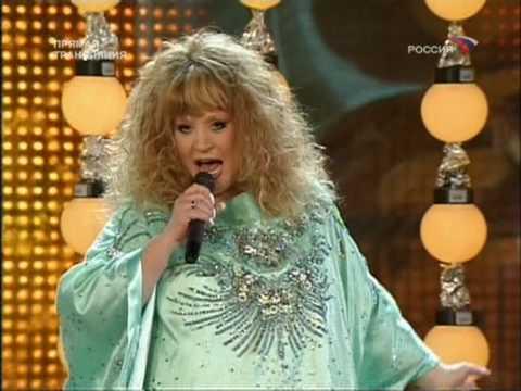 Алла Пугачёва - Гудбай / музыка А.Стойчев / Юрмала 2008