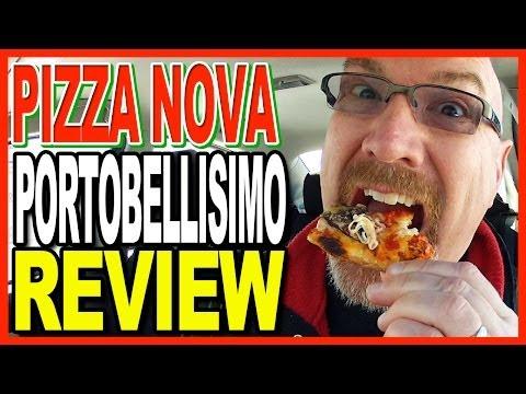 Pizza Nova ★ Portobellissimo ★ Specialty Pizza Review