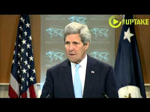Kerry Calls New Iraq Government