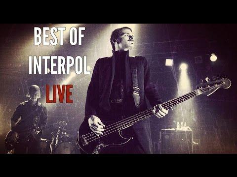 BEST OF INTERPOL LIVE PERFORMANCES (2001-2015)
