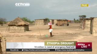 CCTV: More than 10% of Ethiopians in need of emergency food aid