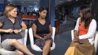News24 journalists tell of covering Mandela's death