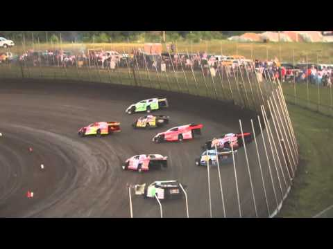 HEAT OF THE NIGHT: USMTS @ Lakeside Speedway 07/16/13