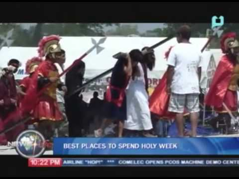 It's More Fun in the Philippines: Best places to spend Holy week