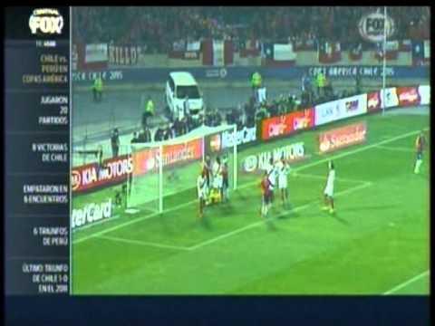 Copa América 2015 Semifinal Chile 2 vs Perú 1 Síntesis en Central Fox