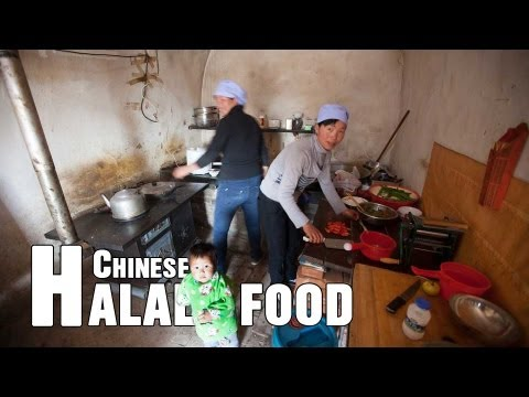 Chinese Halal Food