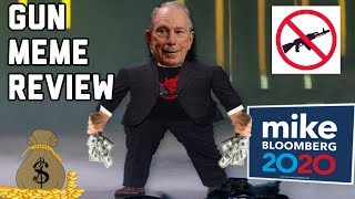 MINI-MIKE BLOOMBERG PAYS FOR THIS VIDEO