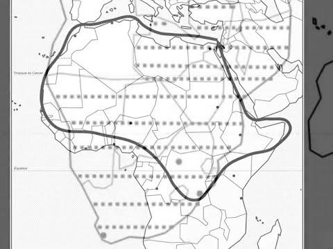 C6_ Croquis pour le bac : Les contrastes de développement en Afrique