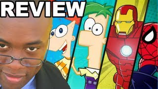 Download PHINEAS & FERB MISSION MARVEL REVIEW : Black Nerd 3Gp Mp4