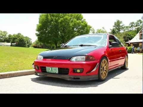 Real Drivers: Honda Civic Hatchback (B20-powered)