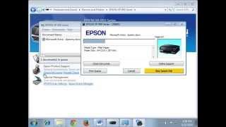 Printer Does Not Print (Epson XP-900, XP-640, XP-720,XP-830,XP-860,XP-950) NPD5179