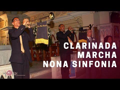Entrada da Noiva - Músicas para casamento bh - Clarinada+Marcha+9ª sinfonia - Grupo bel Canto