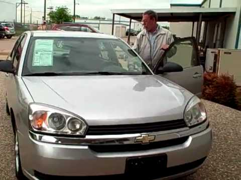 0 2005 Chevrolet Malibu Fort Worth, Tx | Fort Worth Chevy Dealer