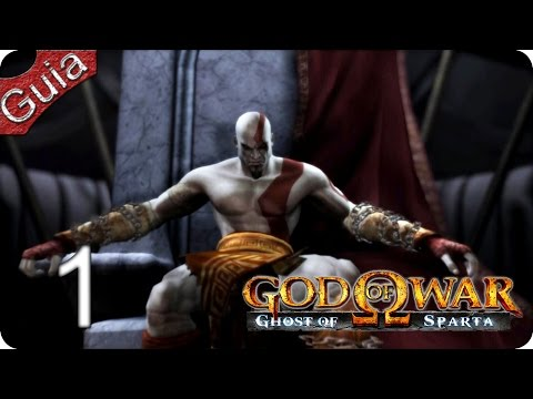 God Of War Ghost Of Sparta Hd Walkthrough Parte 1 Español video