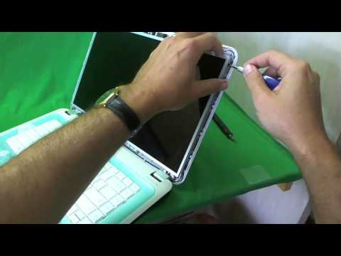 HP Pavilion G6 Notebook Screen Replacement Procedure