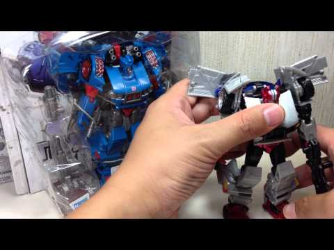 Crosscut IDW Transformers Generations Toy Review