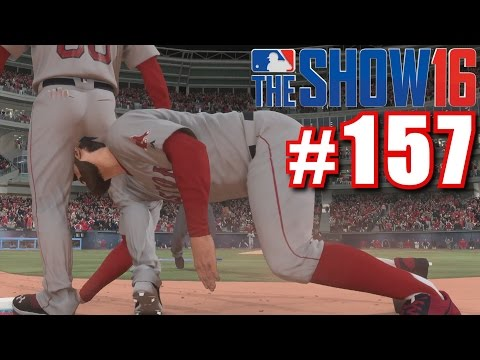 BEST PLAYOFF GAME EVER! | MLB The Show 16 | Road to the Show #157