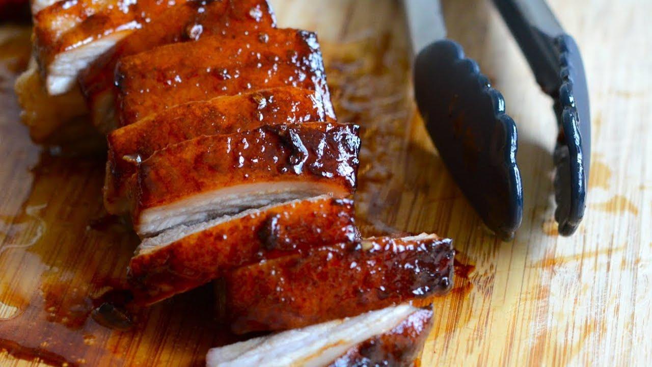 How to Make: Chinese BBQ Pork (Char Siu) - YouTube