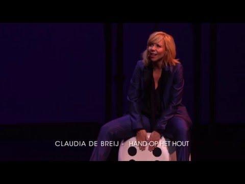 Claudia de Breij - Hand op het hout