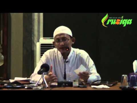 Ust. Abu Yahya B - Ladang Ujian Yg Bernama Kehidupan Bag. II