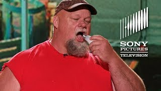 The World's Strongest Redneck - The Gong Show