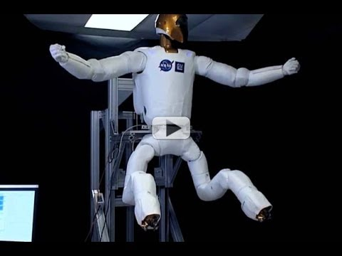 Robonaut 'Waltz': Space Station Droid's Legs Get Movin' | Video