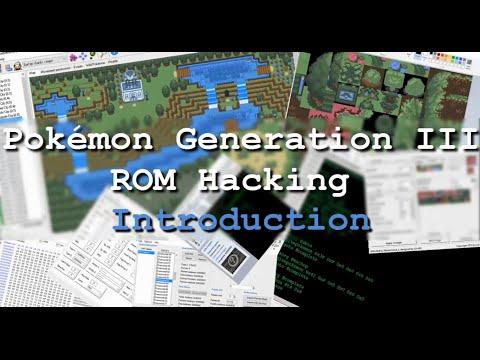 Pokémon Generation III ROM Hacking: Tutorial 0: Introduction