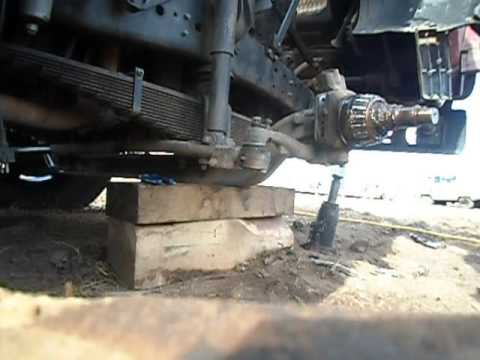 Ремонт рулевой тяги камаз своими руками 96