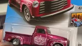 Hot Wheels - 57 Chevy - Super Treasure Hunt #hotwheels