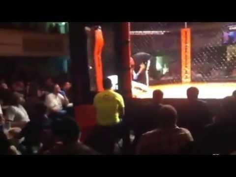 Dustin Briggs v Joel Ornelas Round Two, Battle at the Fort VIII, Hays