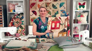 Edyta Sitar: Open Your Mind & Get Creative with AccuQuilt Dies