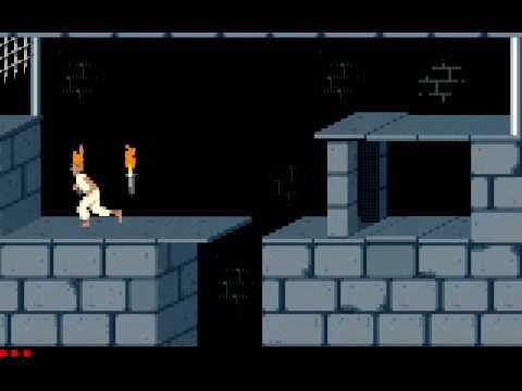 Prince of Persia 1989-Um jogo acima do seu tempo