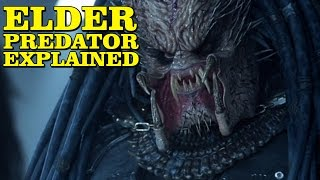 ELDER ANCIENT PREDATOR LEADERS EXPLAINED
