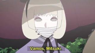 Boruto Naruto Next Generations 77 | Sarada y Boruto luchan JUNTOS